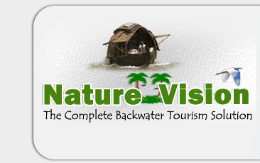 Nature Vision Kerala  backwater Tourism solution