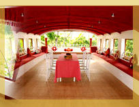 Alleppey Large Conference Hall Houseboats