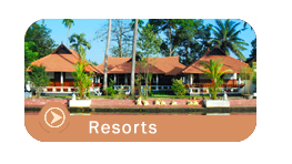 Kerala Resorts, Alleppey Resorts